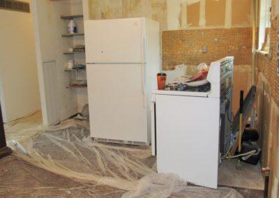 move stove and fridge
