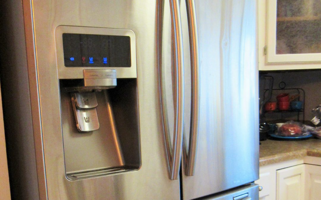 New Refrigerator and Ice Maker? Hire a Plumber!