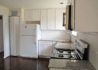 side kitchen